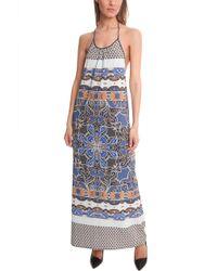 Clover Canyon Agra Scarf Maxi Dress - Lyst