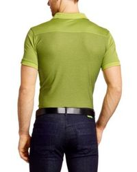 BOSS Green - Slim-Fit Polo Shirt 'Paule 3' In Cotton - Lyst