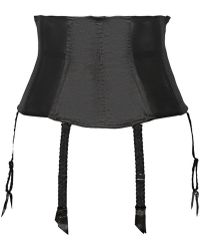 Cadolle Raja Stretch-Satin And Mesh Waspie - Lyst