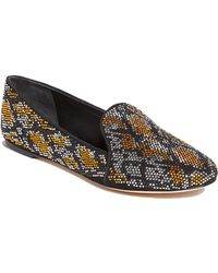 B Brian Atwood Claudelle Slip On - Lyst