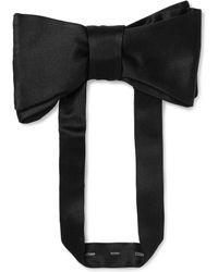 Berluti - Silk-satin Bow Tie - Lyst