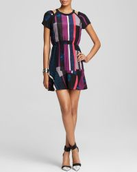 Twelfth Street by Cynthia Vincent Dress Bloomingdales Exclusive Printed - Lyst