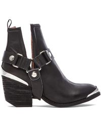 Jeffrey Campbell Orwell Bootie - Lyst