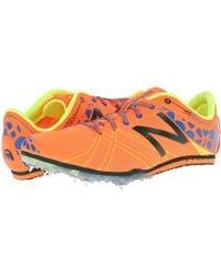 New Balance Orange Mmd500v3 - Lyst