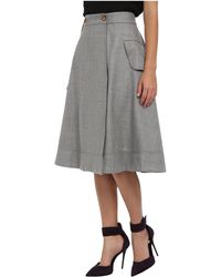 Vivienne Westwood Red Label Full Skirt - Lyst