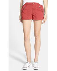 Hinge - 'vintage' Military Shorts - Lyst