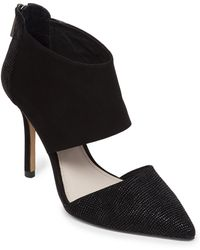Vince Camuto Sinomin Two-Piece Pumps - Lyst