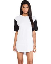 Stampd - Color Block Panel Tee - Lyst