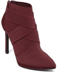 Jessica Simpson Breena Ankle Boots - Lyst