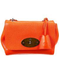 Mulberry Handbag Lyly Leather Bag - Lyst