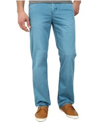 Tommy Bahama Authentic Montana Pant teal - Lyst