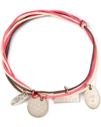 La Mome Bijou - Charm Rope Bracelet - Lyst
