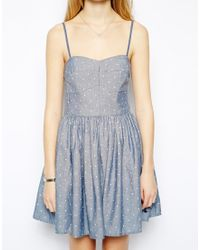 Jack Wills - Strappy Dress - Lyst