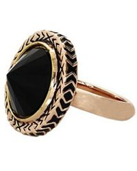 House of Harlow 1960 - Scry Stone Ring - Lyst