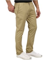 Volcom Faceted Pant - Lyst