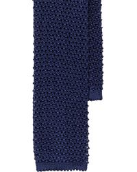 Ralph Lauren - Knit Silk Tie - Lyst
