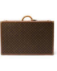 Louis Vuitton Monogram Alzer 80 Suitcase - Lyst