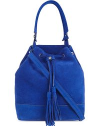 Sandro Medium Bucket Bag - For Women - Lyst
