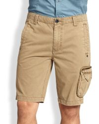 Madison Supply Cargo Shorts - Lyst