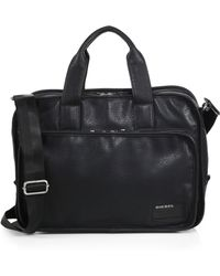 Diesel City To The Core Laptop Bag - Lyst