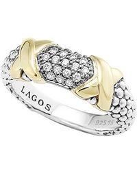 Lagos 'Diamond Luxe' Ring - Lyst