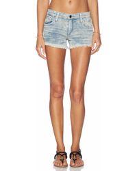 Joe's Jeans Cutt Off Shorts - Lyst