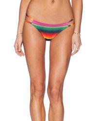Pilyq Reversible Gemini Teeny Bikini Bottom - Lyst