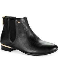 Isola Black Abril Boots - Lyst