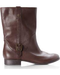 Isaac Mizrahi New York - Adam Short Boots - Lyst