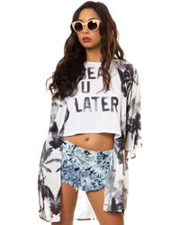 Volcom The Strange Love Wrap - Lyst