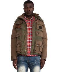 Mostly Heard Rarely Seen Base Army Jacket - Lyst