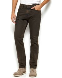Levi's 508 Regular Taper Jeans - Lyst