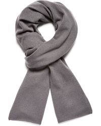 Helmut Lang Core Cashmere Scarf - Lyst
