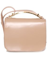 Marni | Small Sculpture Bag In Peach Amber | Lyst