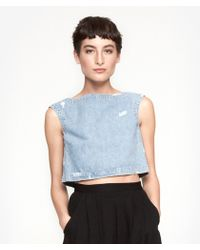 Rachel Comey Lady Top - Lyst