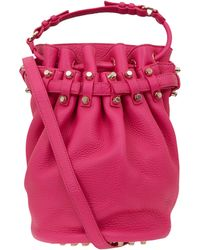 Alexander Wang Diego Bag with Goldtone Studs - Lyst