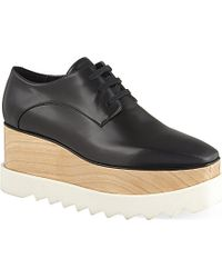 Stella McCartney Paul Platform Shoes - Lyst