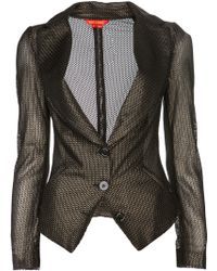 Vivienne Westwood Red Label Chainmail Jacket - Lyst