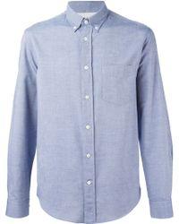Acne Studios 'Isherwood' Shirt - Lyst