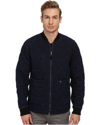 True Religion Reversible Quilted Jacket - Lyst