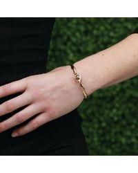 Lucifer Vir Honestus - Black Diamond Bracelet - Lyst