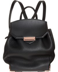 Alexander Wang Prisma Skeletal Backpack - Lyst