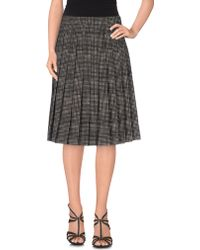 Marc Jacobs | Knee Length Skirt | Lyst