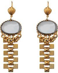 Ela Stone - Blair Earrings - Lyst