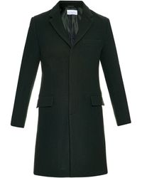 Raey | Single-breasted Wool Chesterfield Coat | Lyst