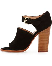 Vc Signature - Phylida Chunky Ankle-Strap Sandal - Lyst