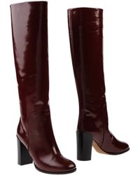 Celine Boots - Lyst