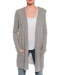 Loma Katia Hooded Duster - Lyst