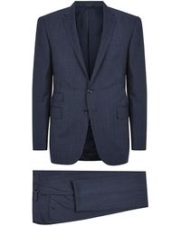 Ralph Lauren Black Label Austin Pinstripe Suit - Lyst