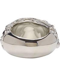 Acne Studios - Silver Marioline Ring - Lyst